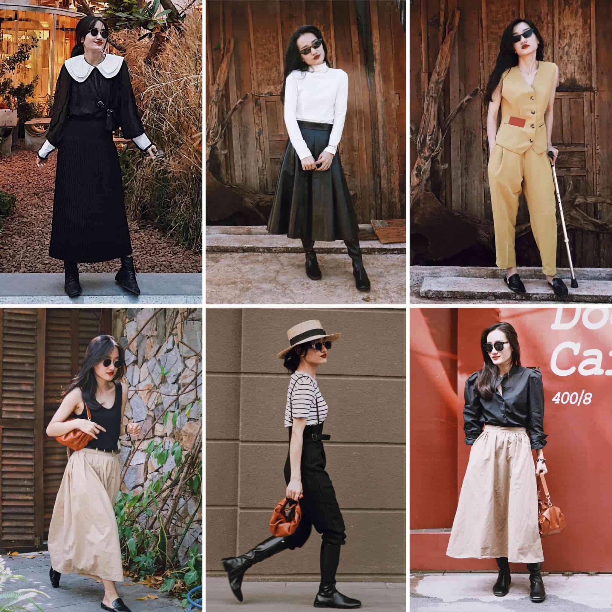 Mượn đồ chị mặc, cô em U30 biến hoá sành điệu: Bật mí chiêu tiết kiệm mua 1 mặc 2 - 14