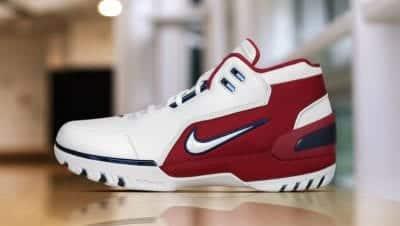 Sneaker dòng Air của Nike