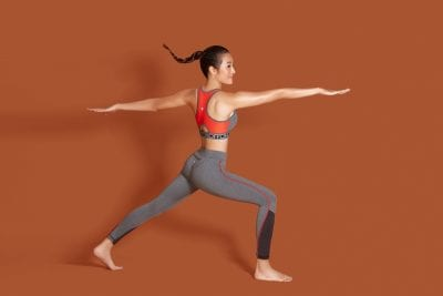 Chọn quần legging cho buổi tập yoga