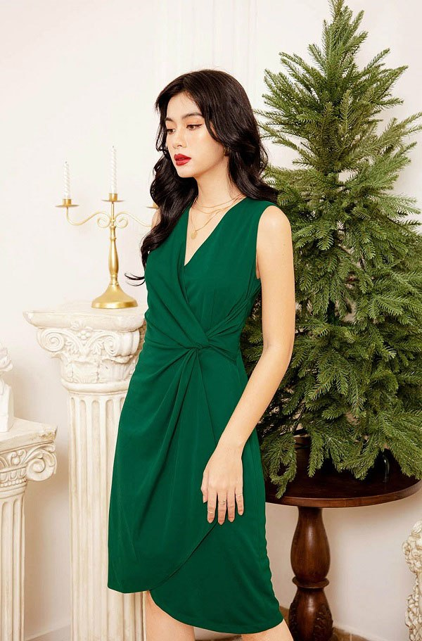Kiểu váy giúp vòng eo hóa thon gọn, nàng nào cũng nên sở hữu để vóc dáng thêm quyến rũ - 1