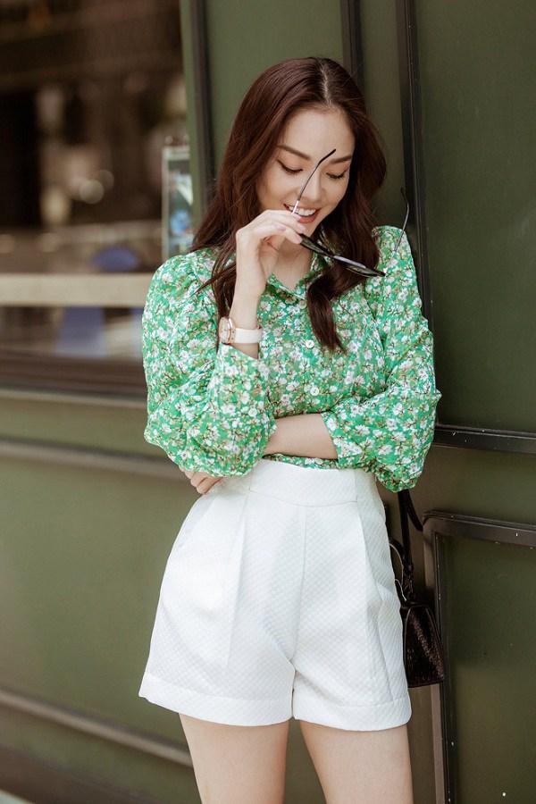Những mẫu quần trắng tôn dáng lại dễ phối đồ, nàng diện đi chơi dịp lễ là chuẩn xinh - 1