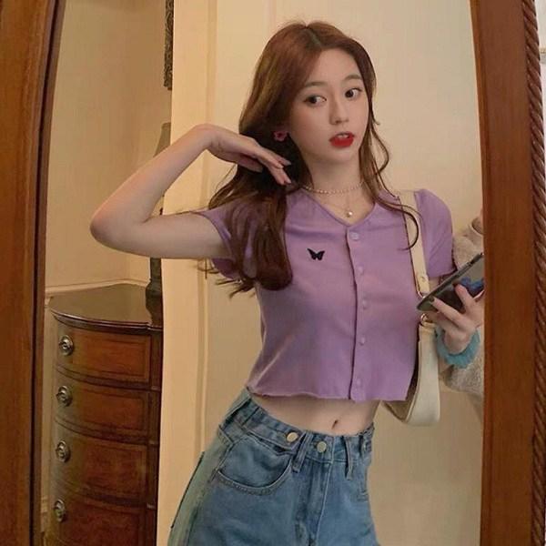 Những kiểu áo croptop siêu tôn dáng, nàng mặc ở nhà hay ra đường đều chuẩn sành điệu - 4