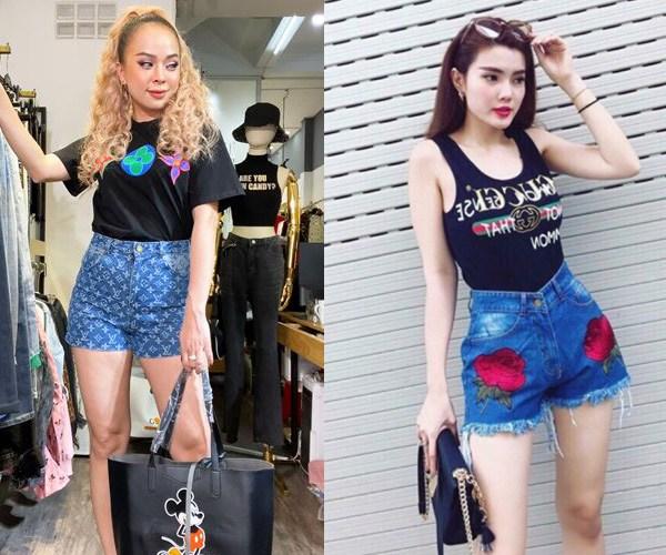 Ở nhà mua sắm online, nàng đừng chốt đơn mấy kiểu quần short jeans này kẻo bị chê mặc xấu - 2