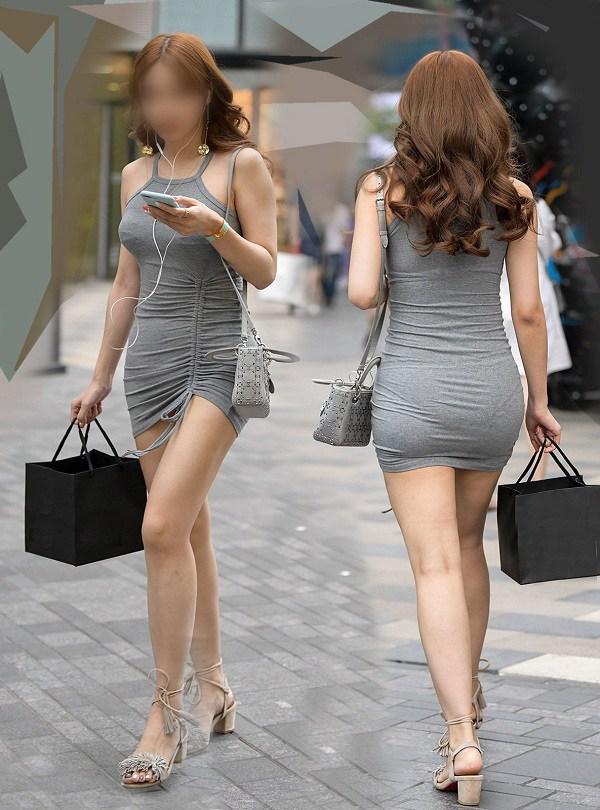 Ngán ngẩm trước những pha diện váy ngắn cũn, hớ hênh nội y của hội chị em - 4