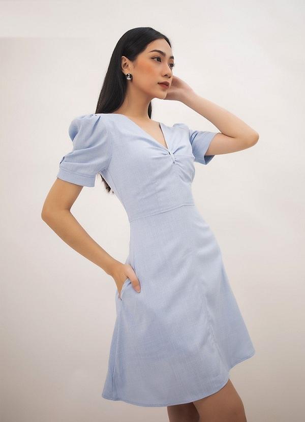 Ngán ngẩm trước những pha diện váy ngắn cũn, hớ hênh nội y của hội chị em - 16