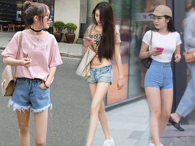 Ở nhà mua sắm online, nàng đừng chốt đơn mấy kiểu quần short jeans này kẻo bị chê mặc xấu
