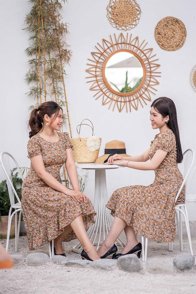 Thương hiệu thời trang đẹp dành cho chị em ở mọi độ tuổi, ngành nghề - TTV Store - 2