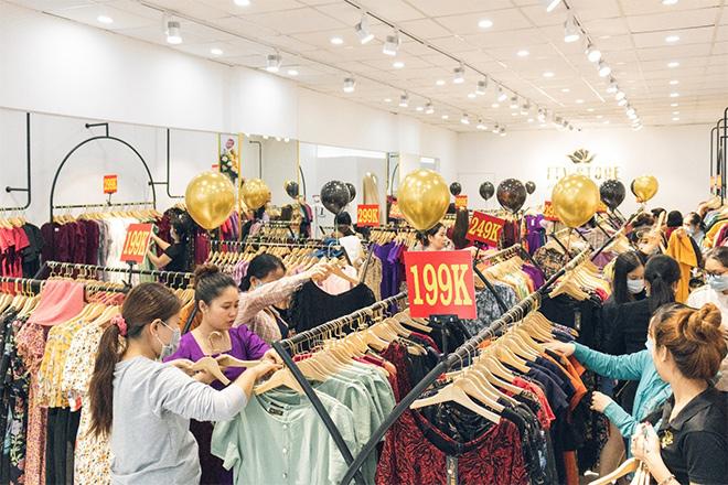 Thương hiệu thời trang đẹp dành cho chị em ở mọi độ tuổi, ngành nghề - TTV Store - 3