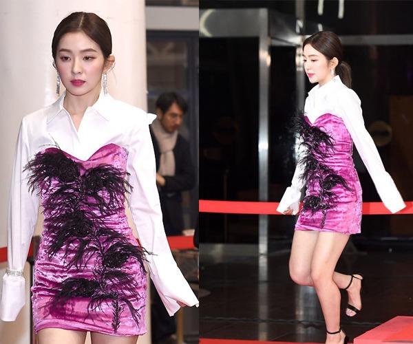 10 bộ váy xấu đến khó hiểu của sao Hàn, thần thái cỡ nào cũng bị tụt hạng phong cách - 8