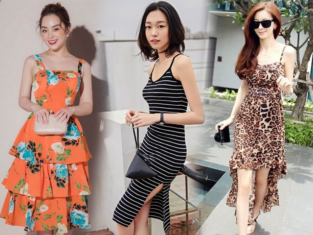 Mùa dịch các nhãn hàng sale mạnh, nhưng nàng đừng mua 4 kiểu váy hai dây này kẻo lỗi thời