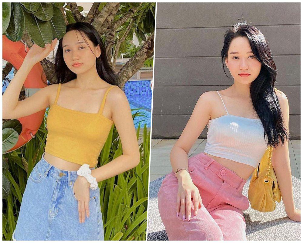 Bỏ vài chục nghìn sắm chiếc áo giống mỹ nhân Việt, nàng diện được chục bộ sang như đồ hiệu - 8