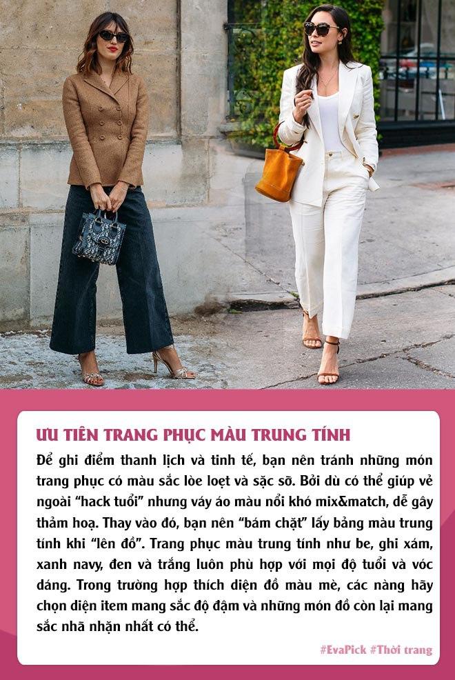 Eva Pick: Đẹp 1 sang 10, nắm 7 amp;#34;quy tắc vàngamp;#34; trong ăn mặc phụ nữ phú quý đều biết - 3