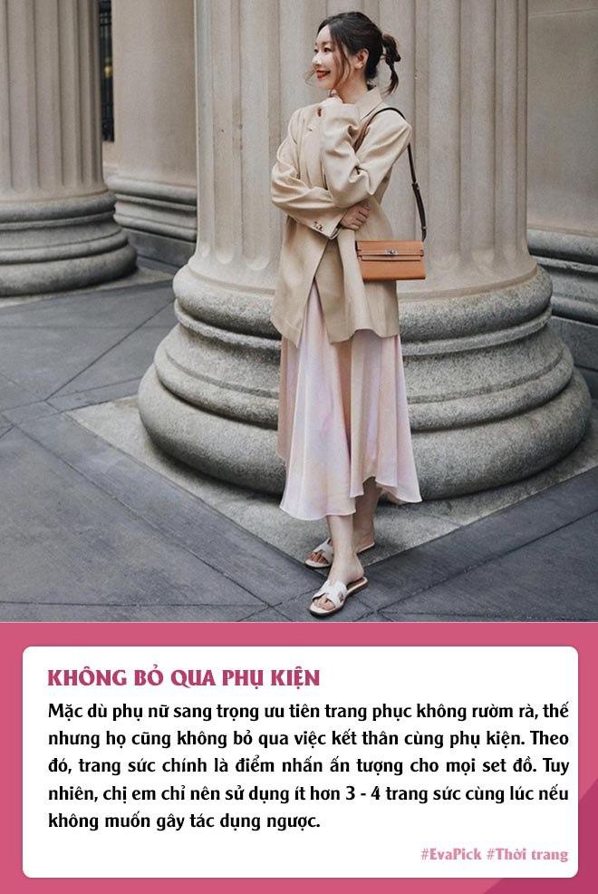 Eva Pick: Đẹp 1 sang 10, nắm 7 amp;#34;quy tắc vàngamp;#34; trong ăn mặc phụ nữ phú quý đều biết - 7