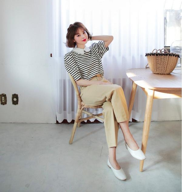 Với 4 mẫu giày cơ bản này, nàng ngoài 30 sẽ xinh đẹp và cuốn hút trong mọi hoàn cảnh - 9