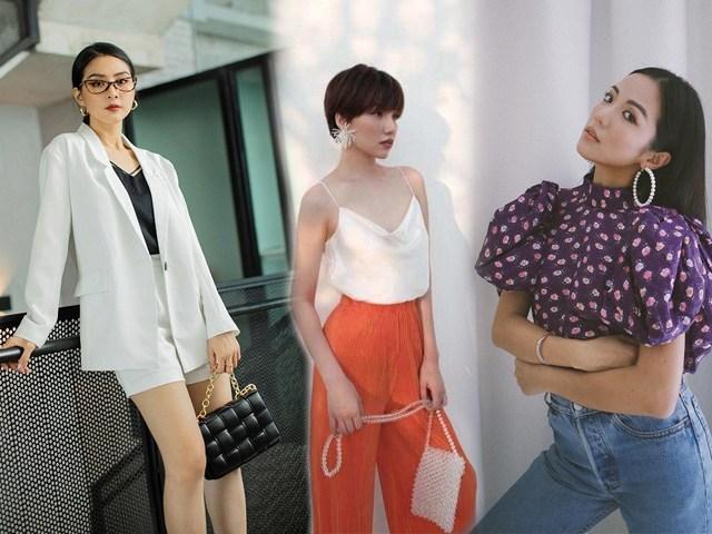 Chẳng cần mua đồ đắt tiền, 4 kiểu áo này đủ sang chảnh hoá phong cách của chị em