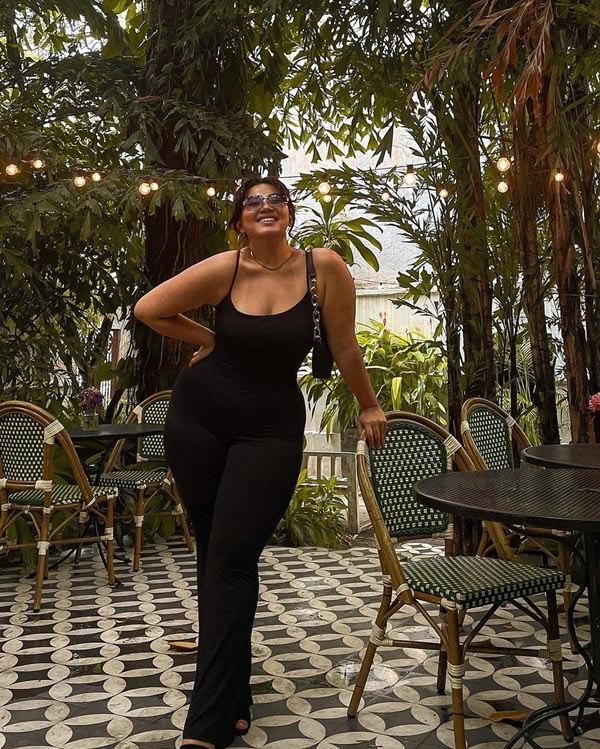Cô nàng mập ú chứng minh béo vẫn có thể mặc đẹp ngút ngàn - 12
