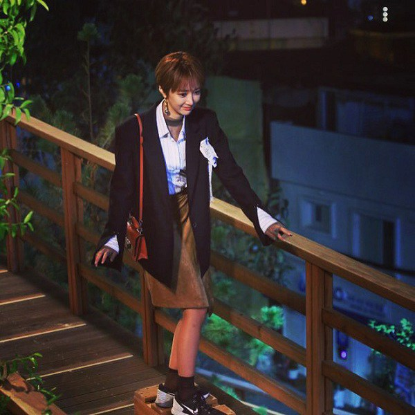 Những nàng nữ phụ có style chất lừ trên màn ảnh Hàn Quốc, ăn diện đẹp hơn cả nữ chính - 6