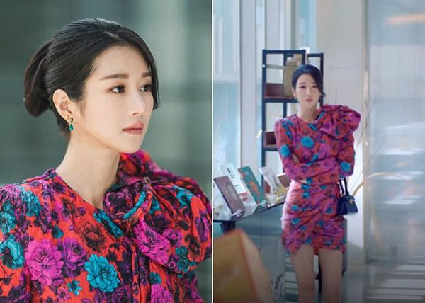 4 mẫu váy được lăng xê nhiều nhất trong phim Hàn, ai mặc lên cũng đẹp mê - 8