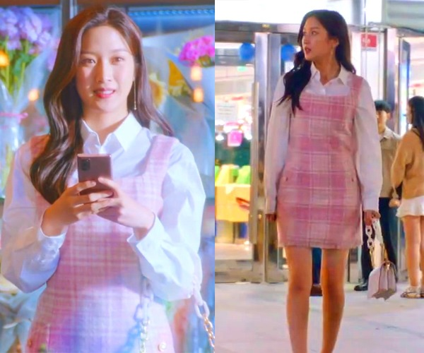 4 mẫu váy được lăng xê nhiều nhất trong phim Hàn, ai mặc lên cũng đẹp mê - 14