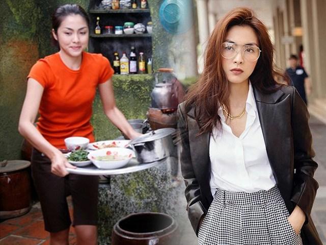 Vào vai gái nghèo, mặc vài bộ đồ trên phim, Tăng Thanh Hà ngày ấy vẫn đẹp nao lòng!
